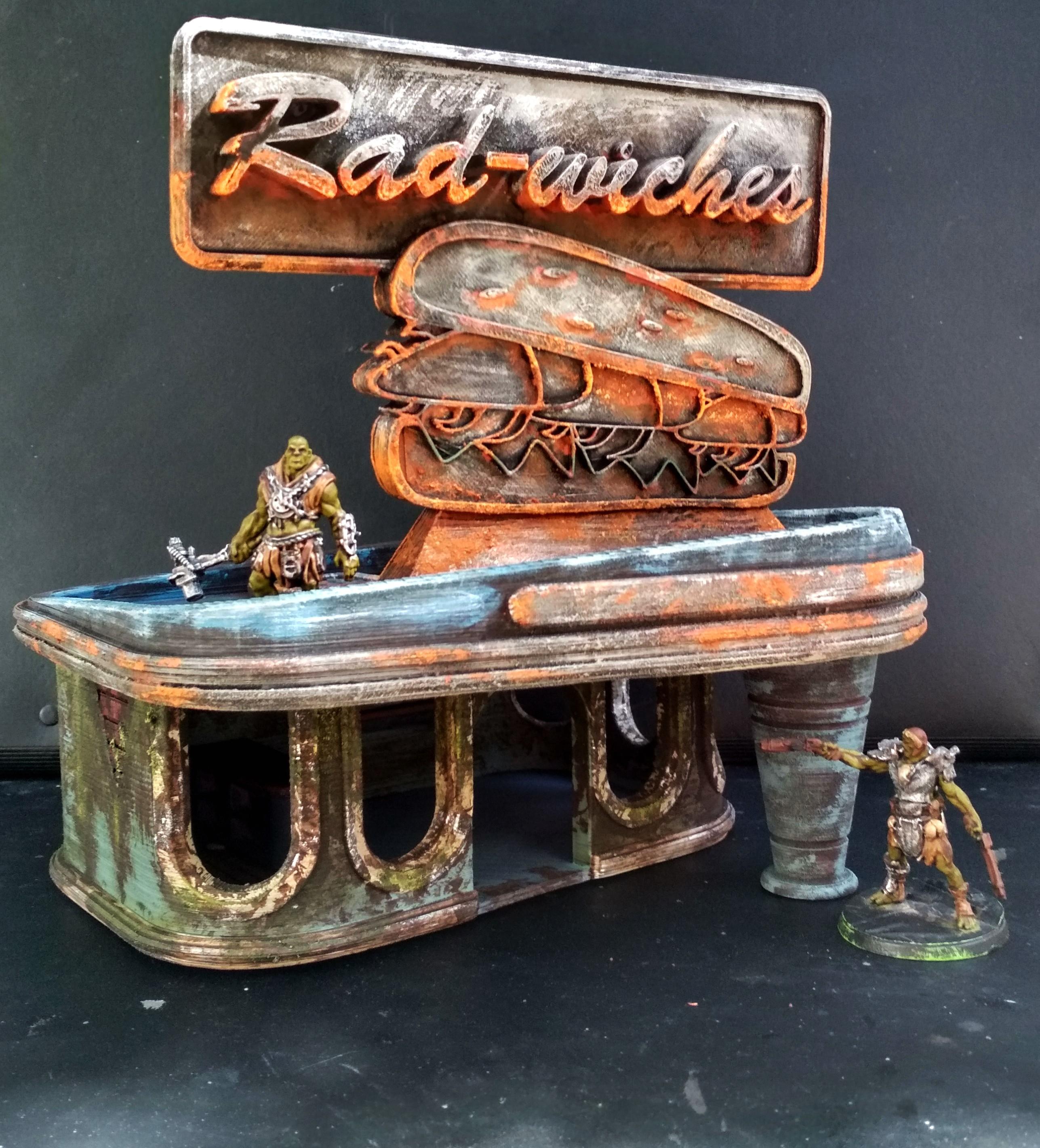 Radwich Shop/Diner