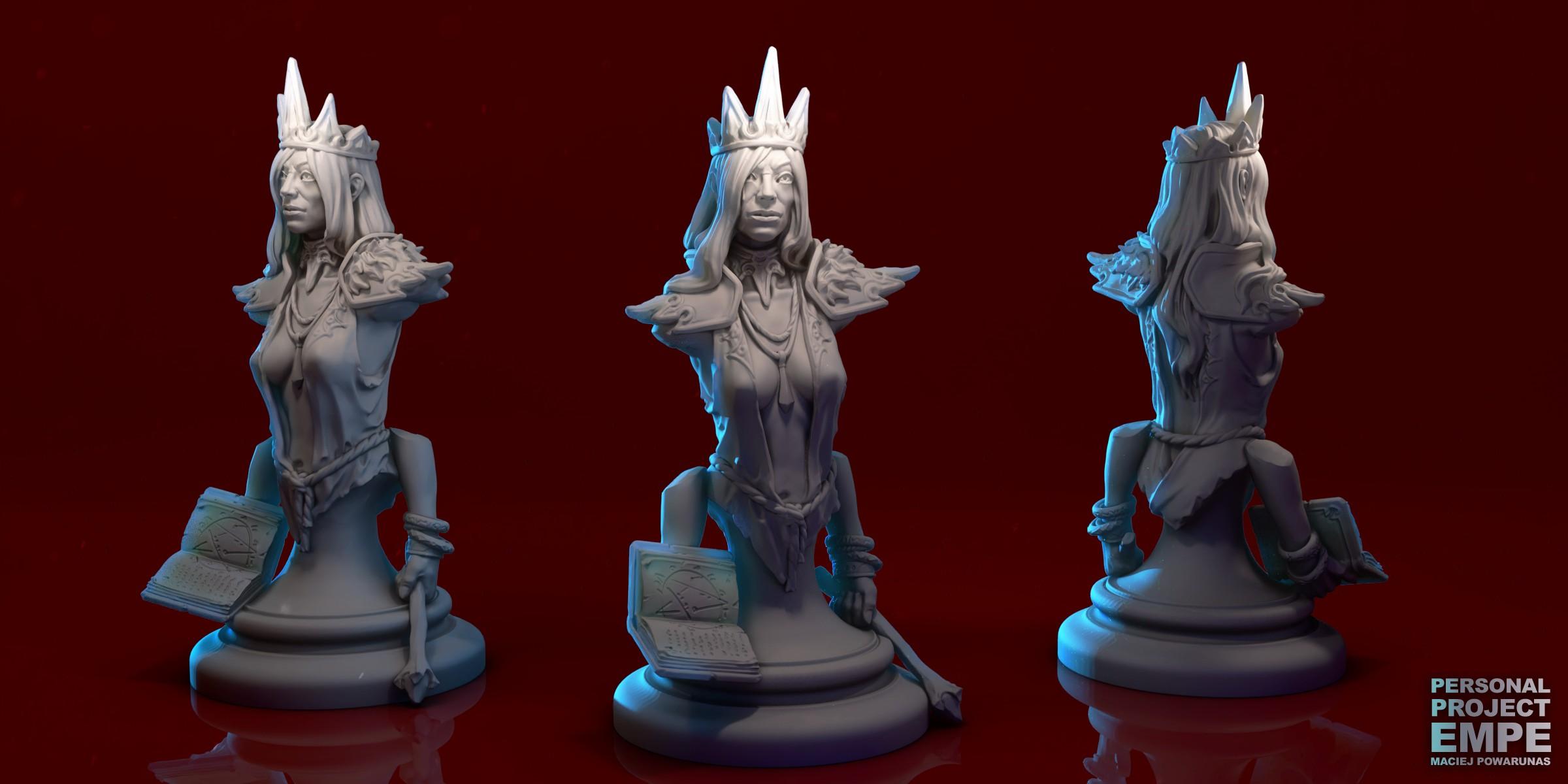 Generic sorceress