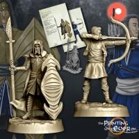 Elven Soldiers