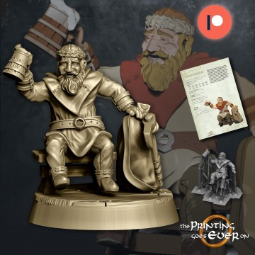 Traveling Dwarf