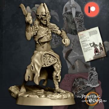 Wight Swordsman