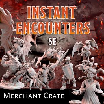 Instant Encounter - Adventurer Chest KS Late Pledge