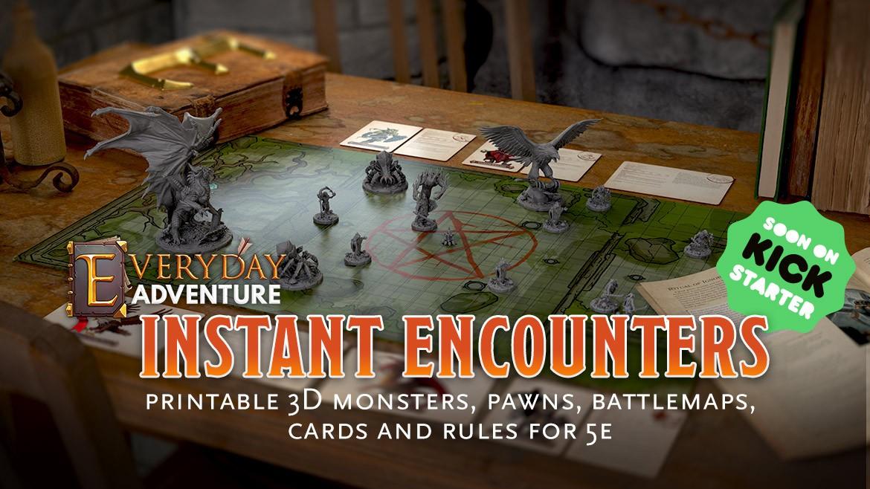 Everyday Adventure: Instant Encounters