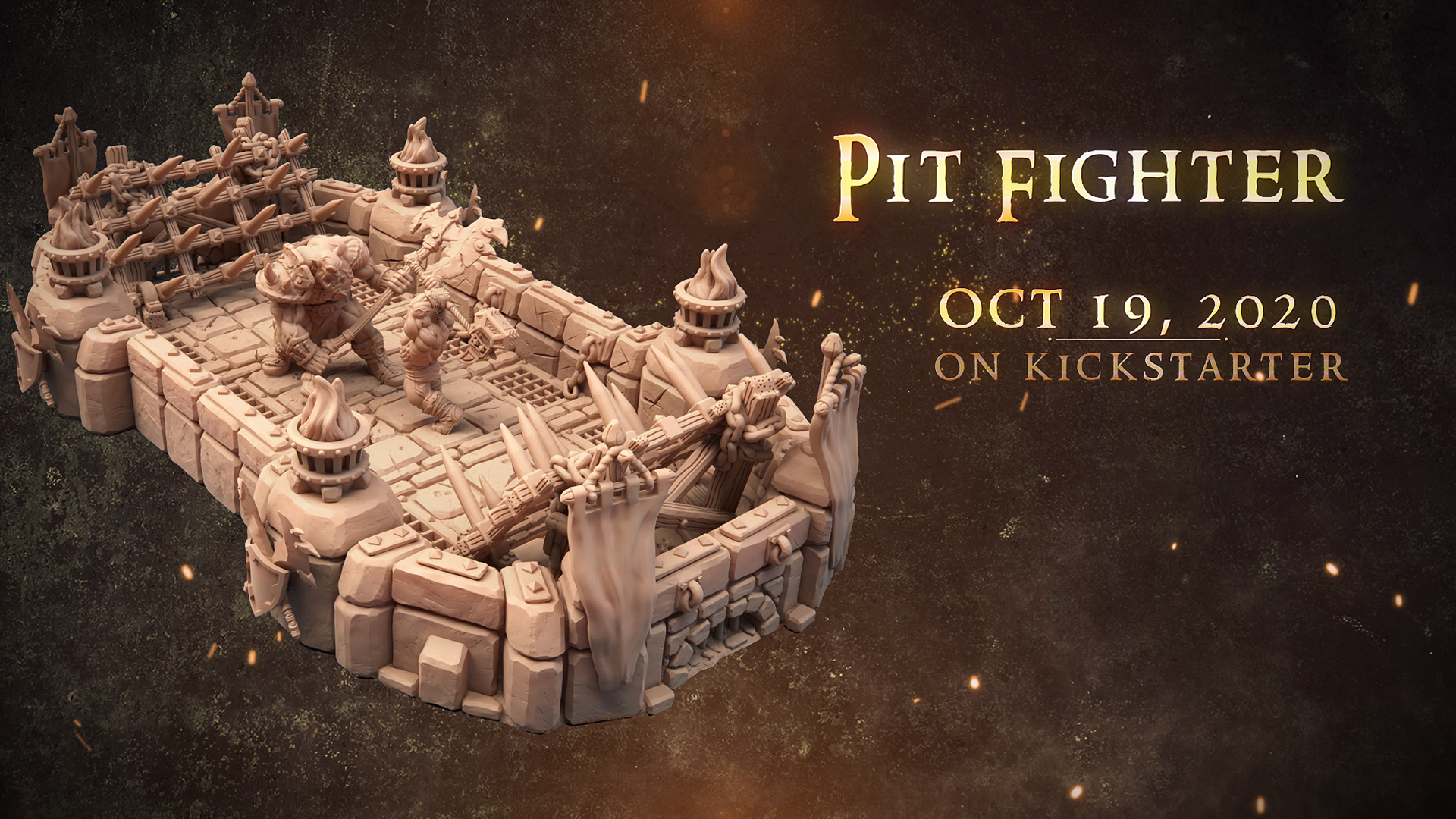 Pit Fighter!