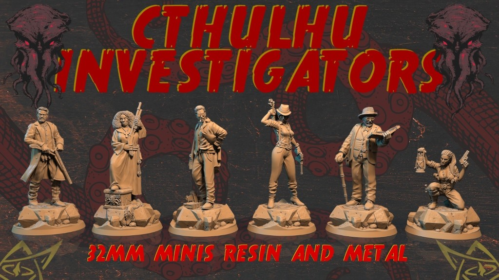 Cthulhu Investigators